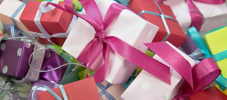 Geschenke Aktion